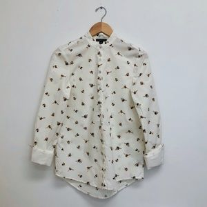 Victoria Beckham for Target Bumblebee Blouse